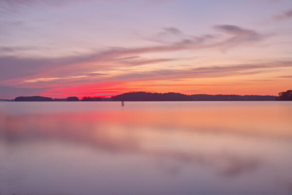 Lake Lanier Sunrise