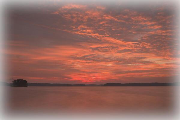 Same sunrise, different view